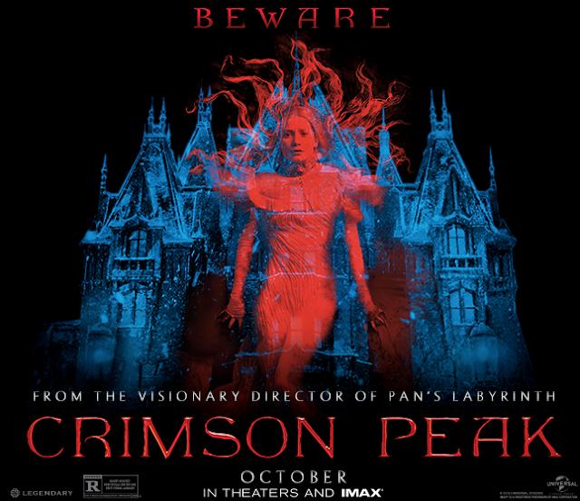 Frases de la película Crimson Peak