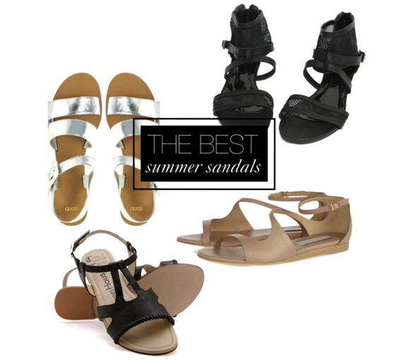 Vegan Faux Leather Sandals Summer Olsenhaus Stella McCartney