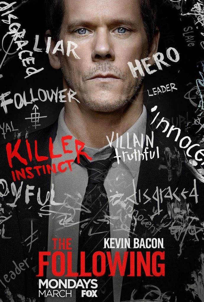 The Following  Todas as Temporadas  Dublado / Legendado