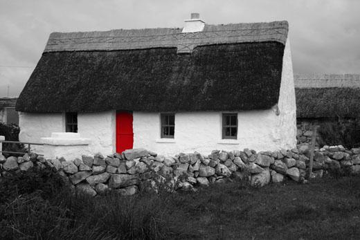 Vernacular Traditional Irish Cottage Part One
