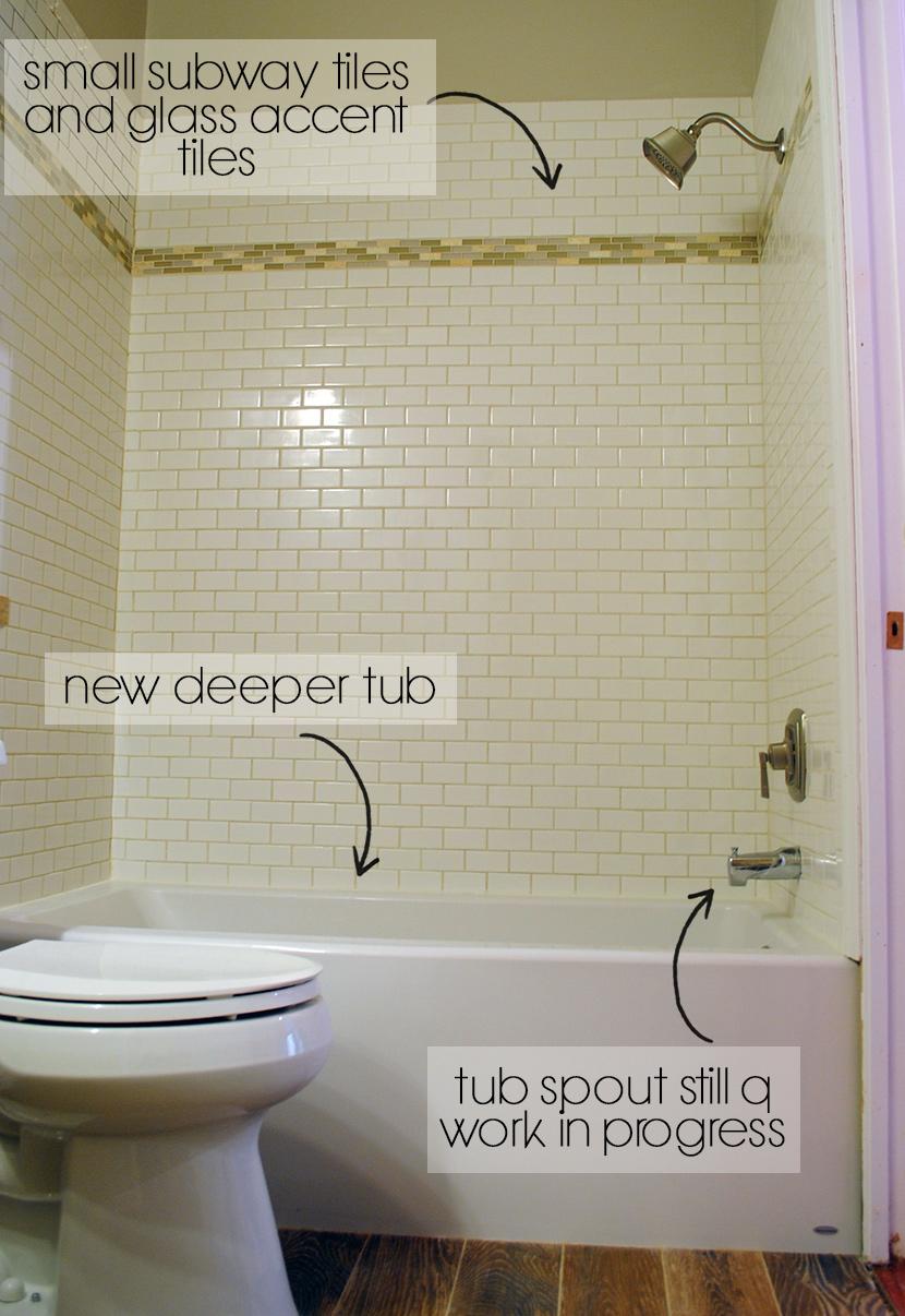 Fabulously vintage diy master bathroom remodel update for Diy bathroom remodel