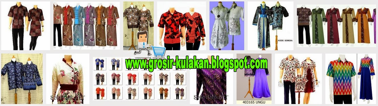Tempat dan Alamat Toko Produsen Supplier Kulakan Grosir Distributor Batik  Pekalongan 962984f18a