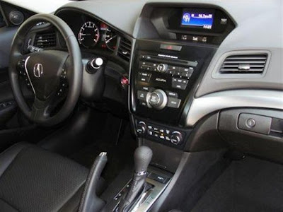 2014 Acura ILX Sedan Release Date & Redesign