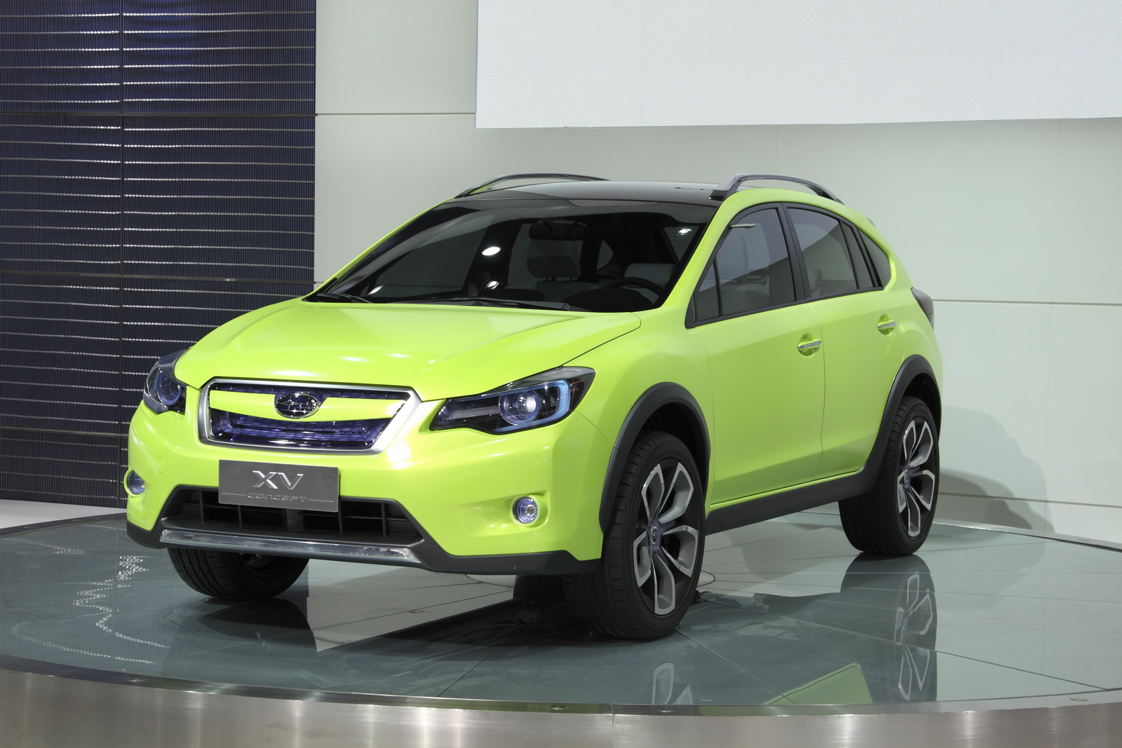 All New Subaru Xv To Make World Premiere At 64th
