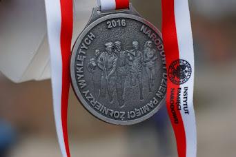 Medal IV Edycji Tropem Wilczym