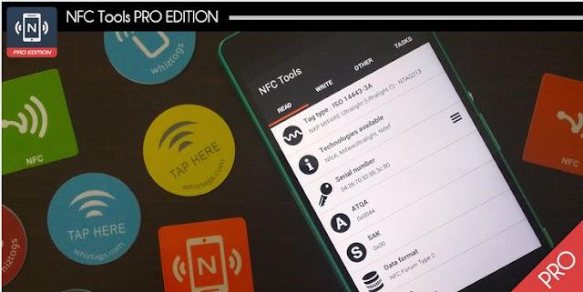 NFC Tools – Pro Edition 3.4 Apk