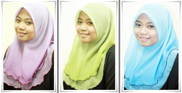 Bawal 2 layers from Lyana MK Boutique