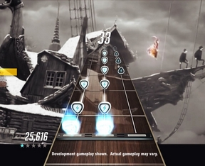 GIOCO GUITAR HERO LIVE PER PS4 XBOX ONE E WII U - VIDEO TRAILER E RECENSIONE