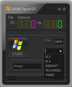 Injek MultiOpsel Update GX