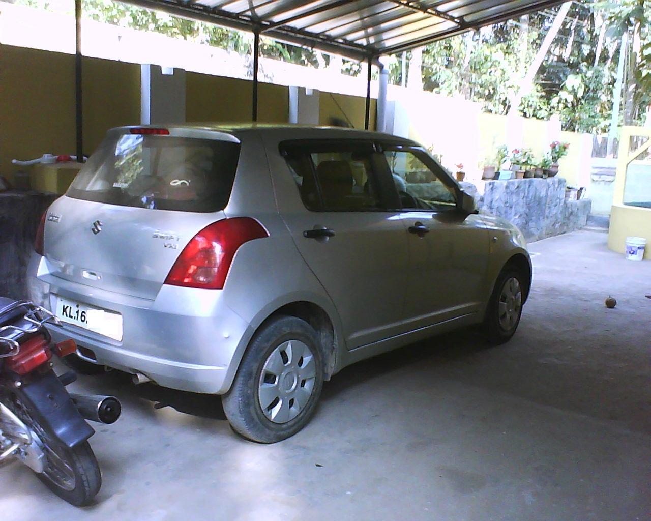 2006 Maruti Swift Vxi Used Cars Trivandrum
