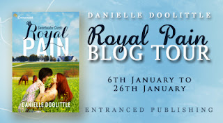 Blog Tour: Royal Pain (Sweetwater Creek #1) by Danielle Doolittle