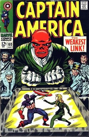Captain America #103 pic