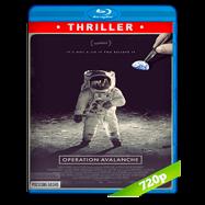 Operación Avalancha (2016) BRRip 720p Audio Ingles 5.1 Subtitulada