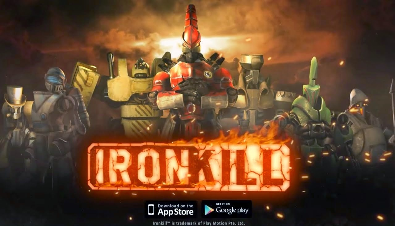 Ironkill: Robot Fighting Game v1.2.25 APK MOD