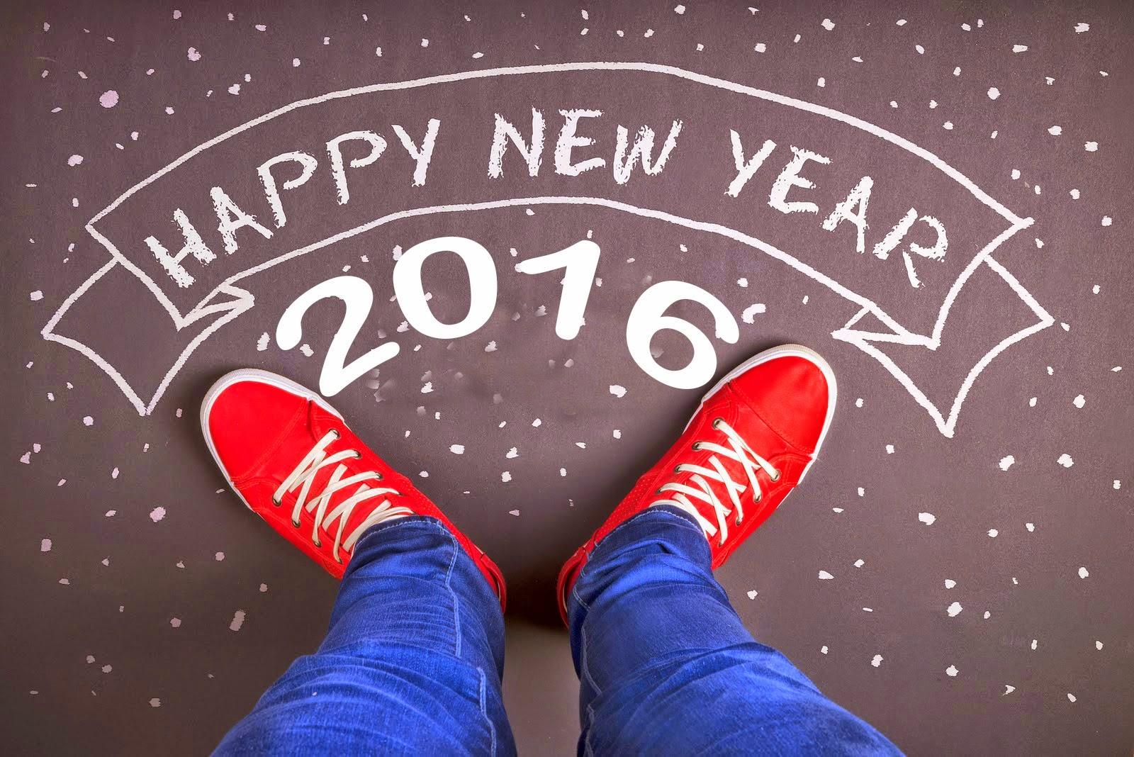 Hình nền chúc mừng năm mới 2016 đẹp