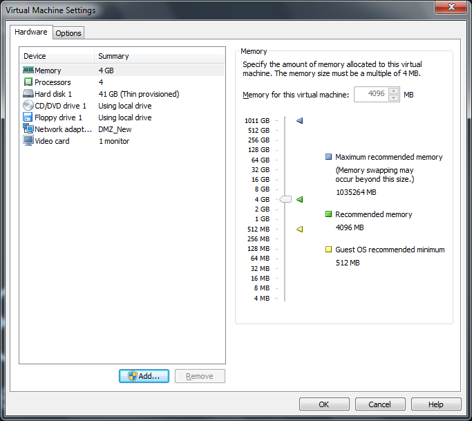 how to use vmware remote console