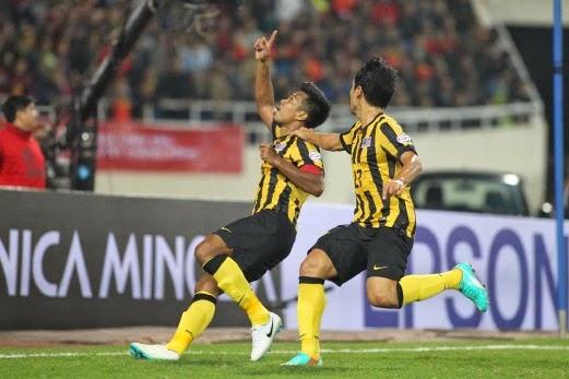 Keputusan Semi finals Malaysia vs Vietnam