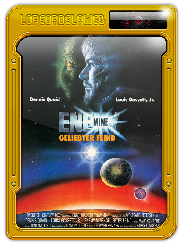 Enemy Mine (Enemigo Mío) (1985) [720p-Dual-Mega]