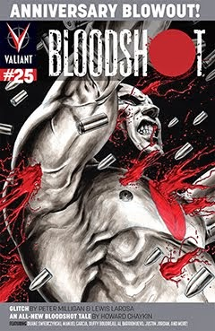 BLOODSHOT'S 25TH