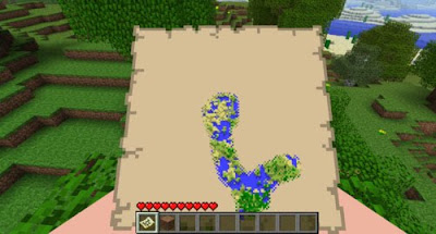 Minecraft 1.6 Map