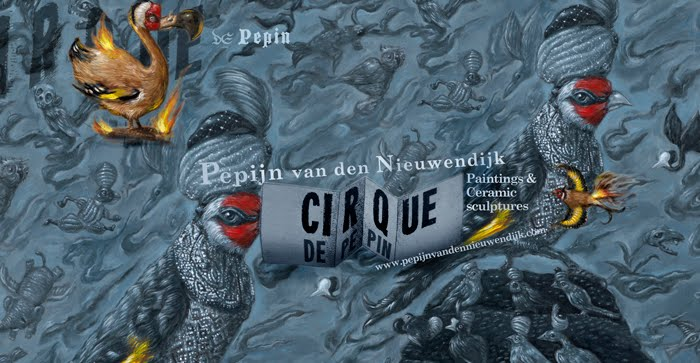 Cirque de Pepin - Pepijn van den Nieuwendijk