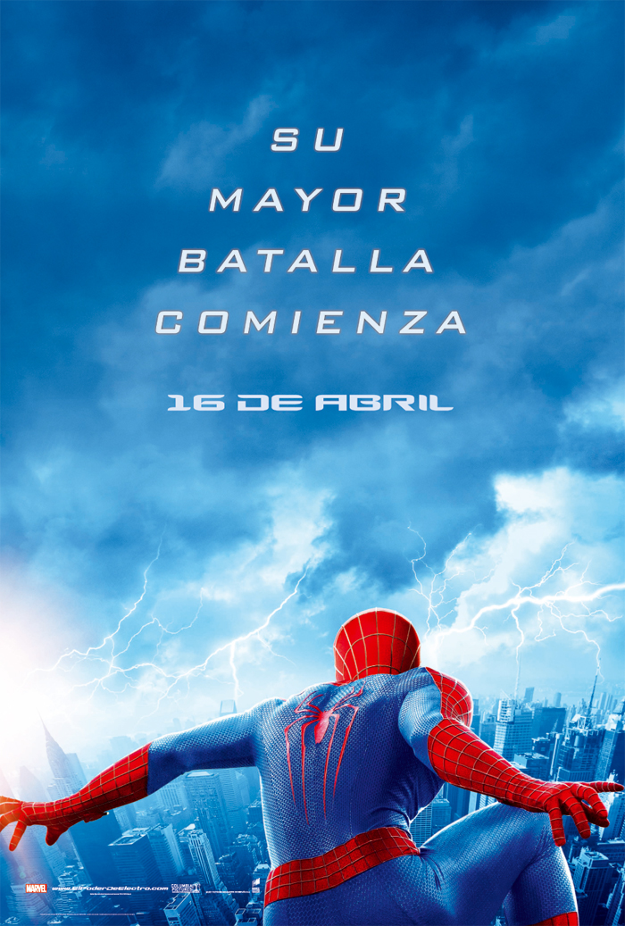 The Amazing Spider-Man: El Poder de Electro