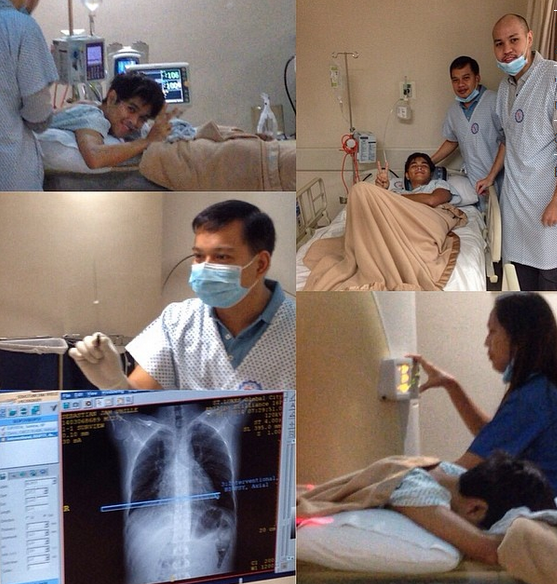 Philippine Viral News And Videos Home: Jam Sebastian Fernando, Stage 4 Cancer, Story!