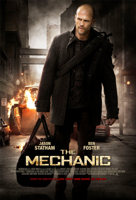 The Mechanic of Jason Statham