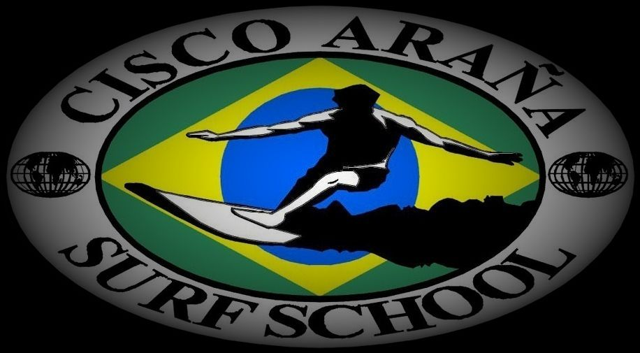Cisco Araña Surf School Santos - SP Brasil