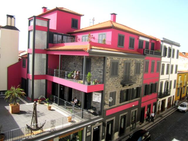 Funchal center Madeira