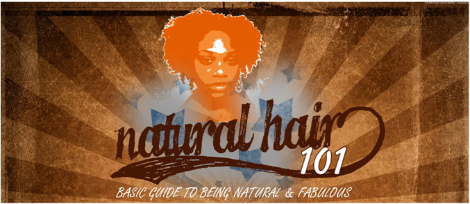 Natural Hair 101: Basic Guide To Being Natural & Fabulous