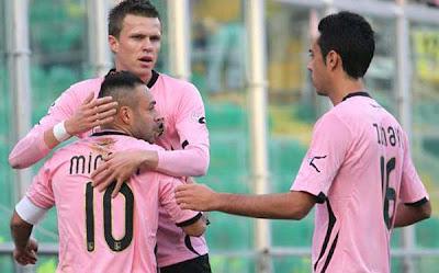 Palermo 2 - 0 Fiorentina (1)
