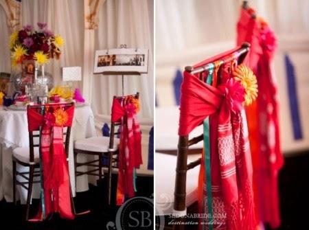 sillas boda mexicana