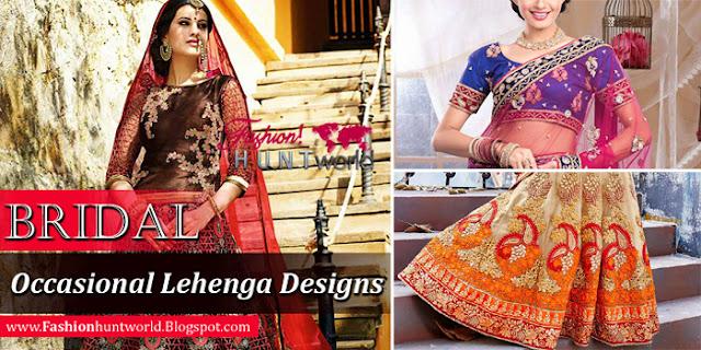 Bridal Occasion Lehenga Online - New Charming Lehenga