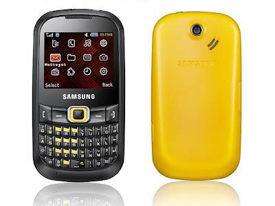 Spesifikasi Samsung B3210 Corby TXT review harga baru dan harga bekas