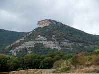 El Roc de la Guàrdia des del Puig