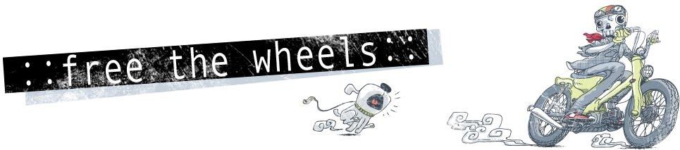 :: free the wheels ::