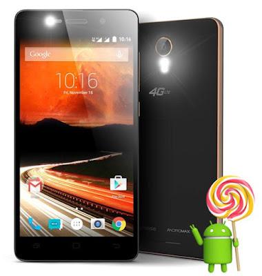 Smartfren Andromax 4G LTE Terbaru