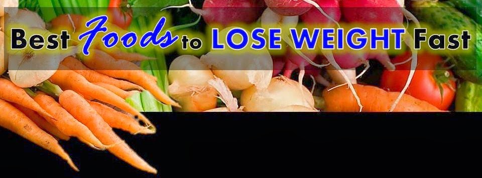Best Foods To LOSE WEIGHT Fast!