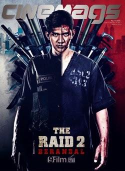 The Raid 2 2014 poster