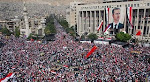 "Syria is ""Definetly"" Staging Regime Support Rallies!"