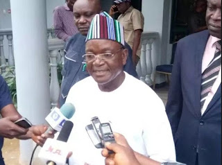 New minimum wage: I can pay more than N30,000 in Benue – Gov. Ortom tells NLC
