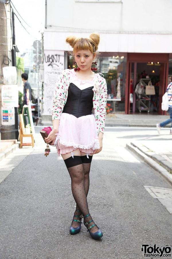 Favori Stylebunny: Moda giapponese: blog, siti di shopping on line e  EM53