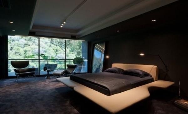 Dise os de dormitorios modernos y elegantes dormitorios - Decoracion habitacion moderna ...