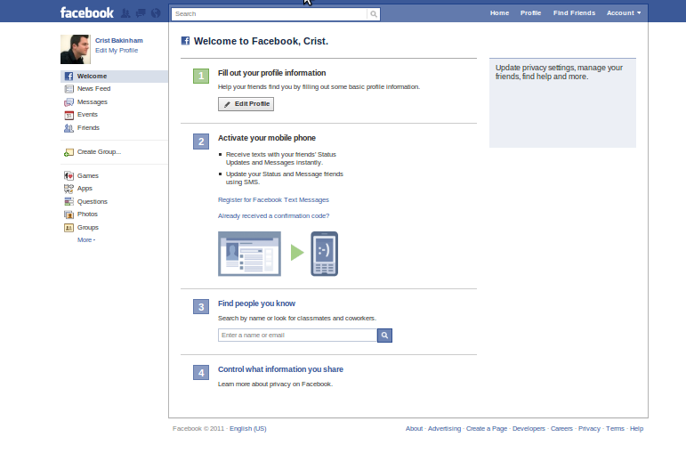 How To Do All Things How To Create A Facebook Account