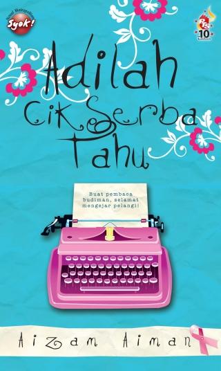 Memeluk Sempurna Novel Adilah Cik Serba Tahu