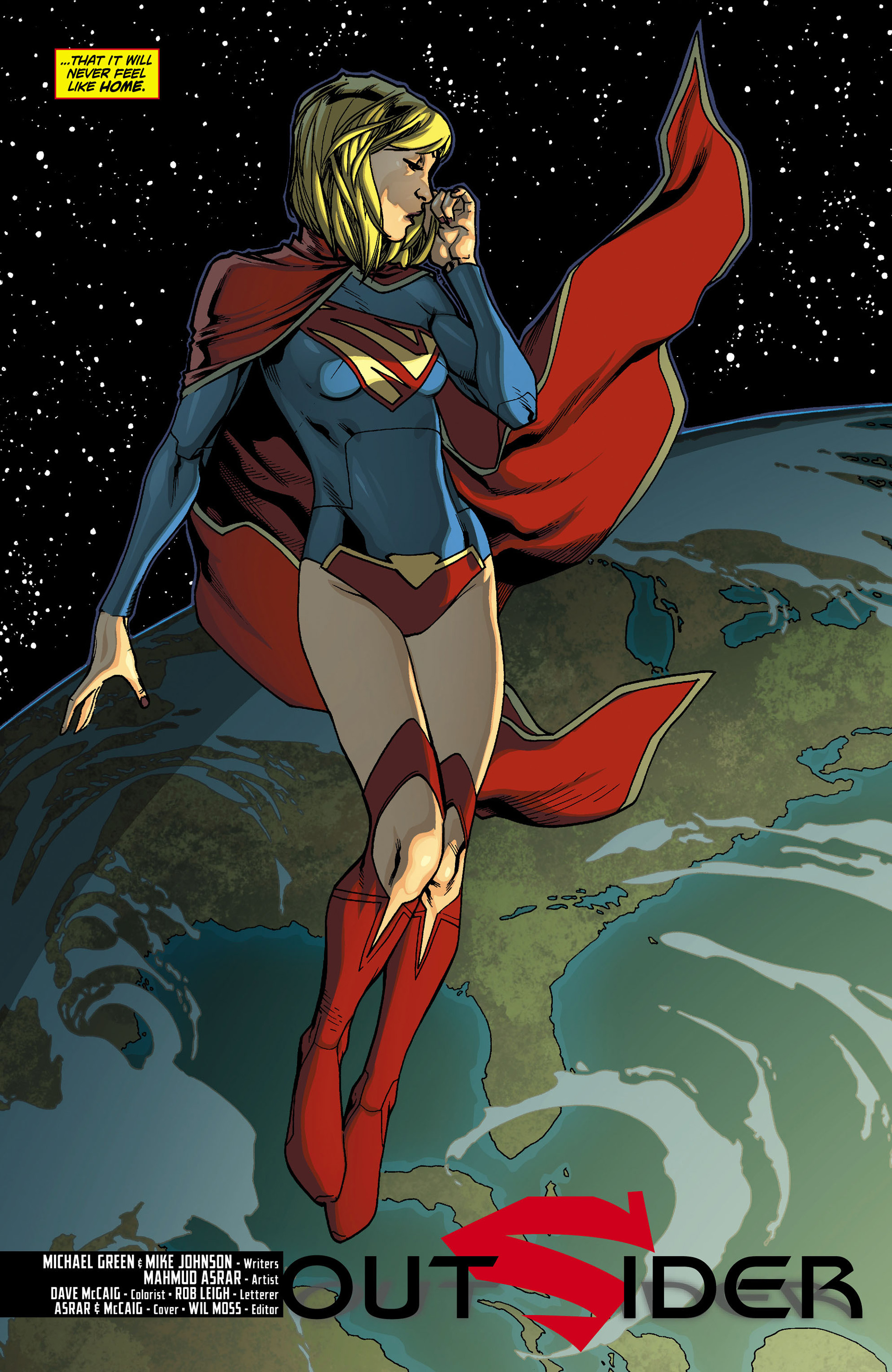 Supergirl (2011) Issue #11 #13 - English 3