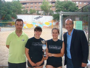 TORNEOS VOLEY PLAYA TOLEDO