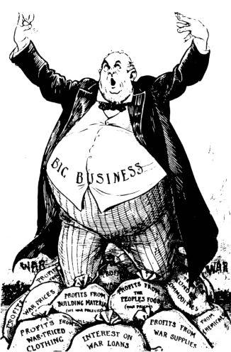 capitalist oppressor