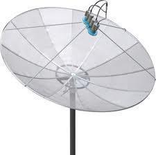 Rangkaian Parabola Mini - Alternative Energy